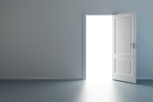 Wallpaper-style-minimalism-door-design-door-lights-walls-wall